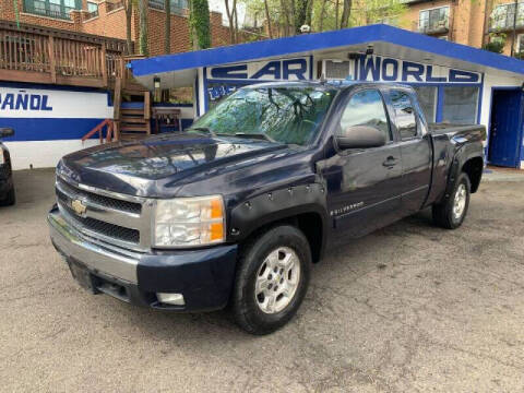2007 Chevrolet Silverado 1500 for sale at Car World Inc in Arlington VA