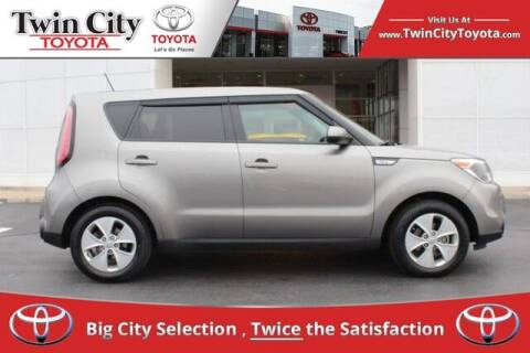 2015 Kia Soul for sale at Twin City Toyota in Herculaneum MO