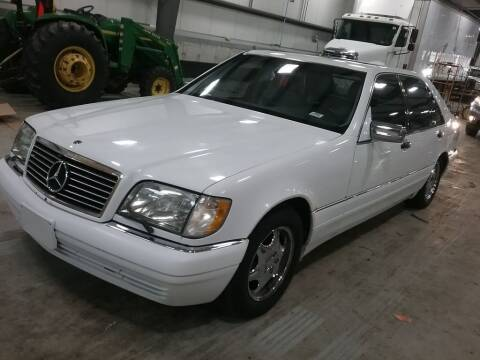 1998 Mercedes-Benz S-Class for sale at Cj king of car loans/JJ's Best Auto Sales in Troy MI