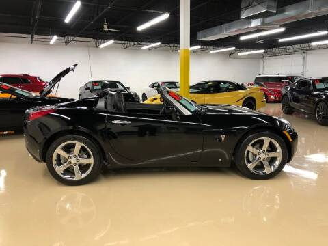 2007 Pontiac Solstice for sale at Fox Valley Motorworks in Lake In The Hills IL