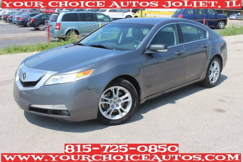 2009 Acura TL for sale at Your Choice Autos - Joliet in Joliet IL