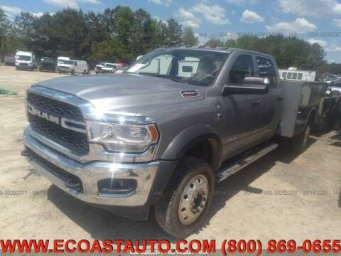 2019 RAM Ram Chassis 4500 for sale at East Coast Auto Source Inc. in Bedford VA