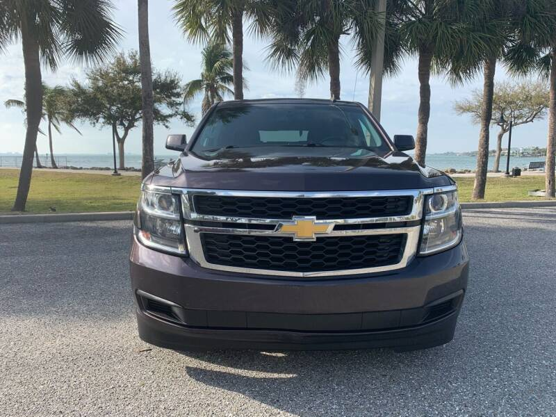 2015 Chevrolet Tahoe for sale at Auto Outlet of Sarasota in Sarasota FL