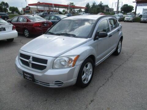 2008 Dodge Caliber for sale at King's Kars in Marion IA
