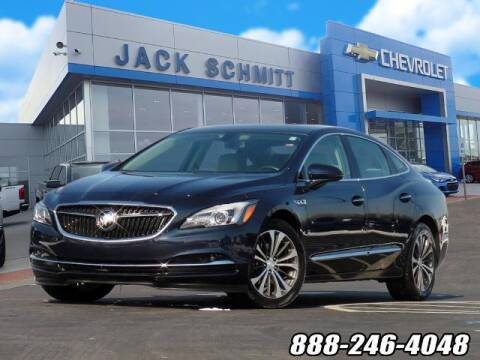 2017 Buick LaCrosse for sale at Jack Schmitt Chevrolet Wood River in Wood River IL