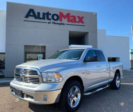 2014 RAM Ram Pickup 1500 for sale at AutoMax of Memphis in Memphis TN