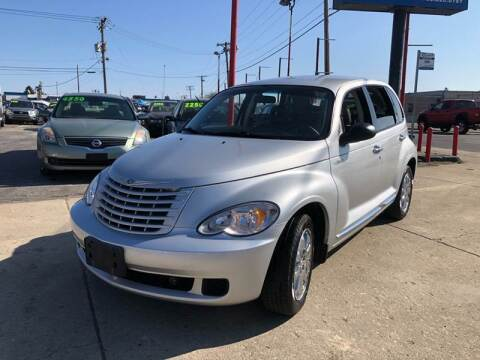 2008 Chrysler PT Cruiser for sale at Nationwide Auto Group in Melrose Park IL