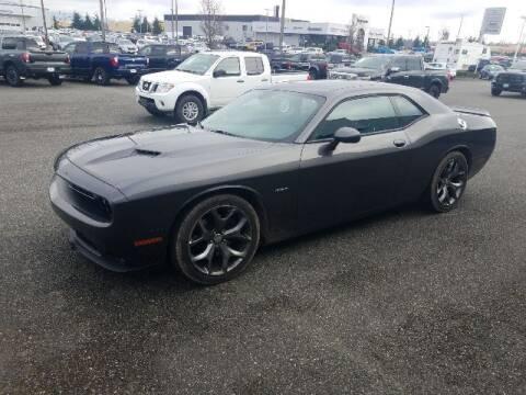 2016 Dodge Challenger for sale at Karmart in Burlington WA