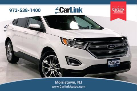 2016 Ford Edge for sale at CarLink in Morristown NJ