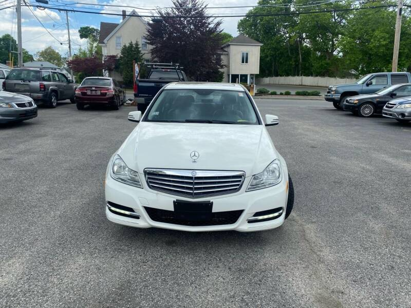 2012 Mercedes-Benz C-Class for sale at Auto Gallery in Taunton MA