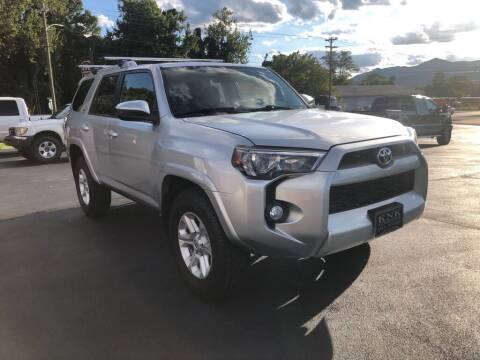 2016 Toyota 4Runner for sale at KNK AUTOMOTIVE in Erwin TN