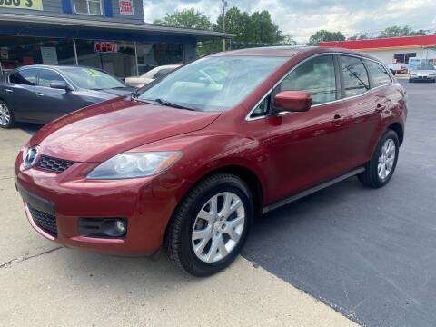 2008 Mazda CX-7 for sale at Wise Investments Auto Sales in Sellersburg IN