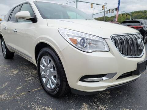 2014 Buick Enclave for sale at Dixie Automart LLC in Hamilton OH