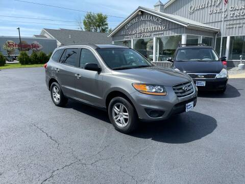 2011 Hyundai Santa Fe for sale at Empire Alliance Inc. in West Coxsackie NY