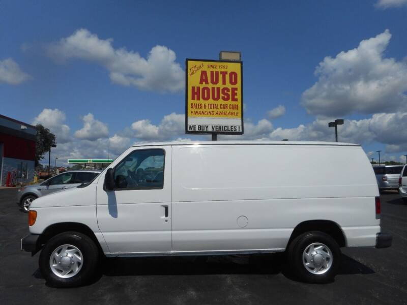 2007 Ford E-Series Cargo for sale at AUTO HOUSE WAUKESHA in Waukesha WI