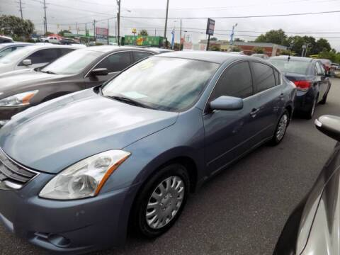 2012 Nissan Altima for sale at Pro-Motion Motor Co in Lincolnton NC
