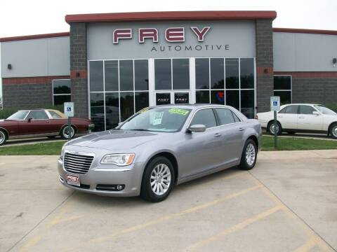 2013 Chrysler 300 for sale at Frey Automotive in Muskego WI
