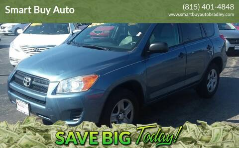 2012 Toyota RAV4 for sale at Smart Buy Auto in Bradley IL
