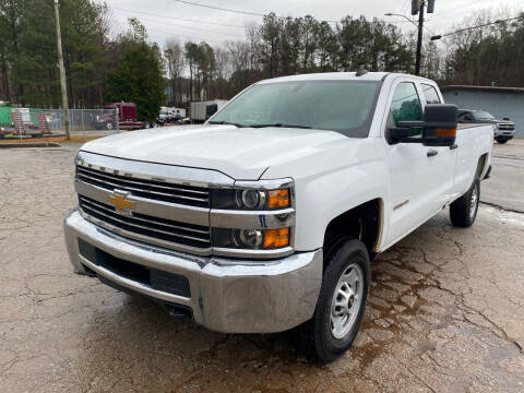 2016 Chevrolet Silverado 2500HD for sale at Elite Motor Brokers in Austell GA
