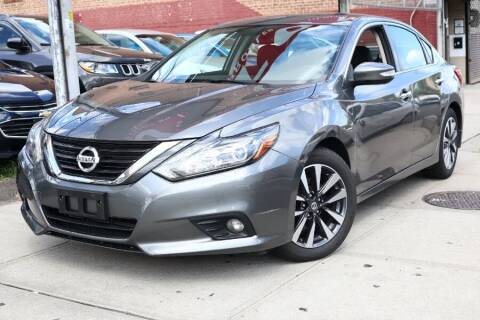 2017 Nissan Altima for sale at HILLSIDE AUTO MALL INC in Jamaica NY