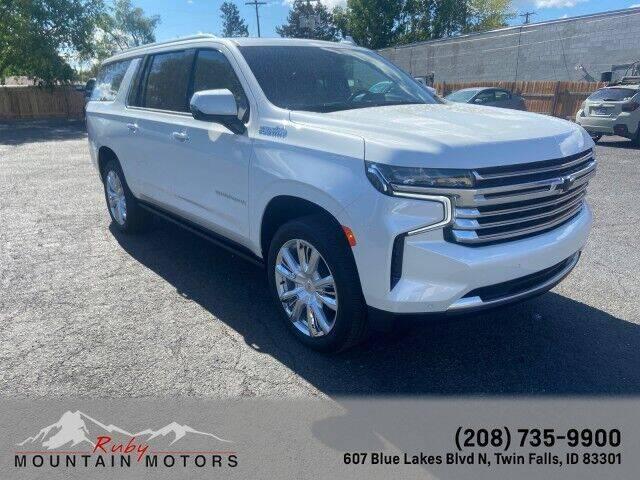 2021 Chevrolet Suburban for sale in Twin Falls, ID