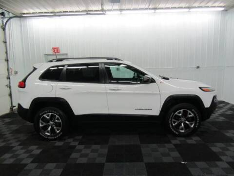 2016 Jeep Cherokee for sale at Michigan Credit Kings in South Haven MI