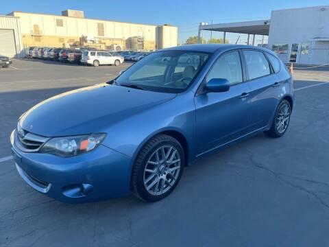 2010 Subaru Impreza for sale at PRICE TIME AUTO SALES in Sacramento CA