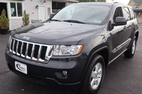 2011 Jeep Grand Cherokee for sale at Randal Auto Sales in Eastampton NJ