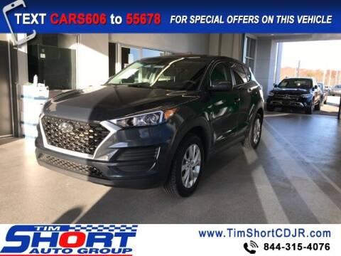 2019 Hyundai Tucson for sale at Tim Short Chrysler in Morehead KY