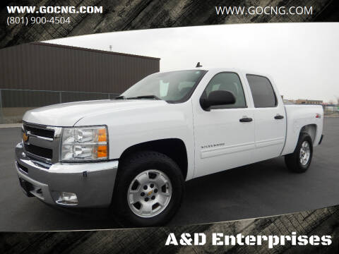 2013 Chevrolet Silverado 1500 for sale at A&D Enterprises in Spanish Fork UT