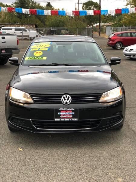2014 Volkswagen Jetta for sale at Mike's Auto Sales in Yakima WA