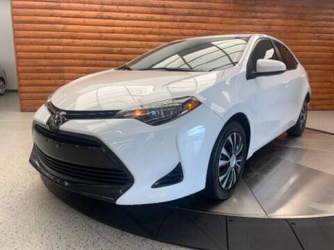 2018 Toyota Corolla for sale at Dixie Imports in Fairfield OH