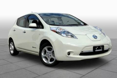 2012 Nissan LEAF for sale at CU Carfinders in Norcross GA