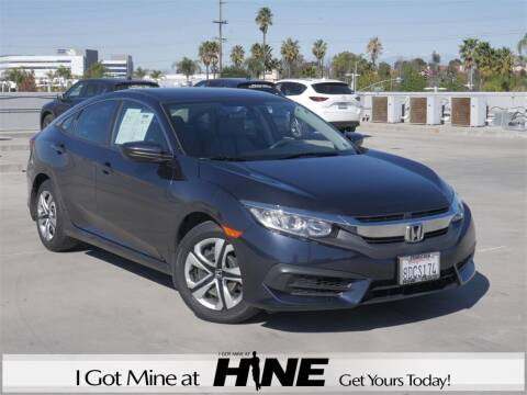 2018 Honda Civic for sale at John Hine Temecula in Temecula CA