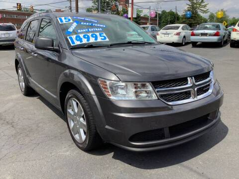 2015 Dodge Journey for sale at Active Auto Sales in Hatboro PA