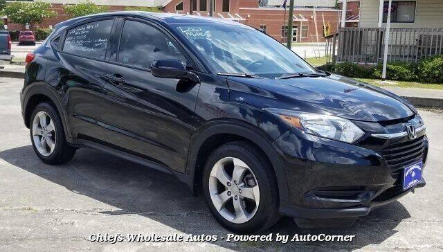 2018 Honda HR-V for sale at Special Finance of Charleston LLC in Moncks Corner SC