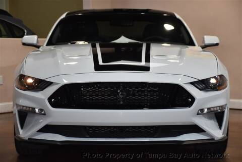 2019 Ford Mustang for sale at Tampa Bay AutoNetwork in Tampa FL
