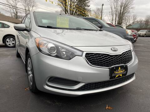 2016 Kia Forte for sale at Auto Exchange in The Plains OH