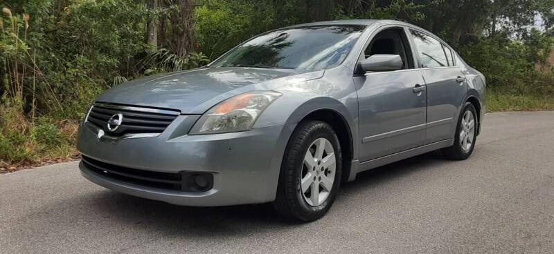 2007 Nissan Altima for sale at Auto Mo Sales & Repair in Altamonte Springs FL