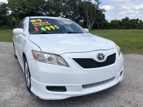 2009 Toyota Camry for sale at Auto Export Pro Inc. in Orlando FL