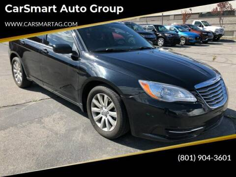 2013 Chrysler 200 for sale at CarSmart Auto Group in Murray UT