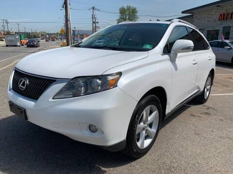 2010 Lexus RX 350 for sale at MFT Auction in Lodi NJ