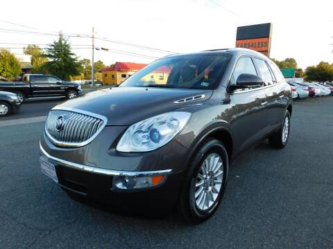 2011 Buick Enclave for sale at Cars 4 Less in Manassas VA