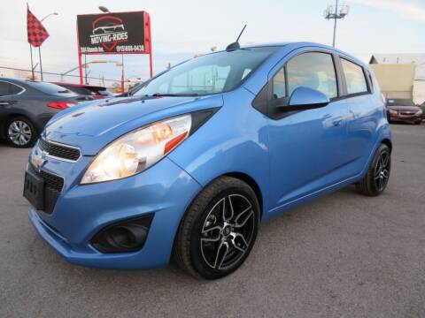 2015 Chevrolet Spark for sale at Moving Rides in El Paso TX