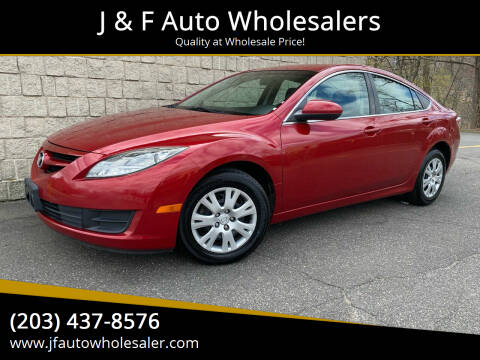 2010 Mazda MAZDA6 for sale at J & F Auto Wholesalers in Waterbury CT