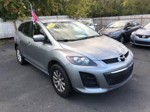 2010 Mazda CX-7 for sale at Auto Revolution in Charlotte NC