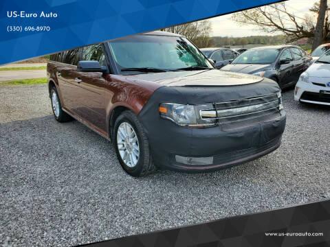 2015 Ford Flex for sale at US-Euro Auto in Burton OH