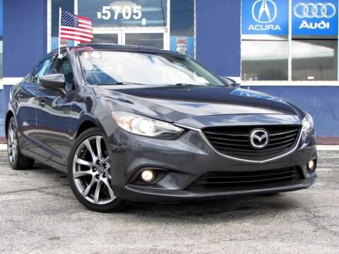2014 Mazda MAZDA6 for sale at Orlando Auto Connect in Orlando FL