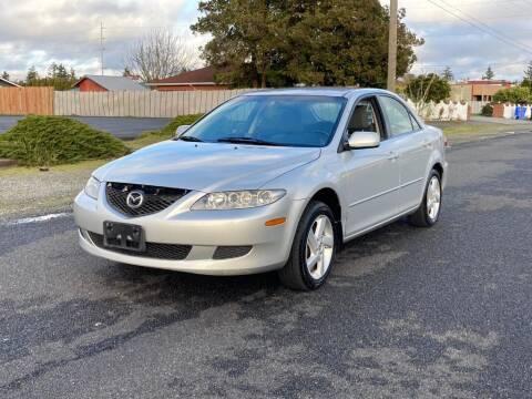 2003 Mazda MAZDA6 for sale at Baboor Auto Sales in Lakewood WA