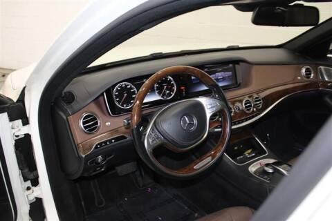 2016 Mercedes-Benz S-Class for sale at Empire Car Sales in Miami FL